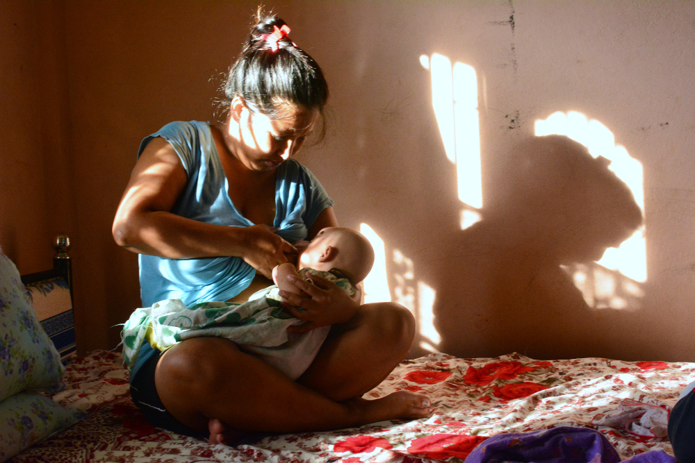 Forgetting mustard seeds: a year in the life of a mother during the Pandemic