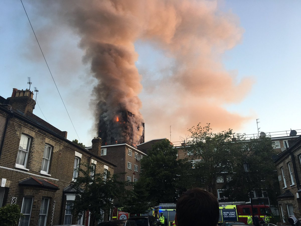 Grenfell Tower: big money is not interested in the working class