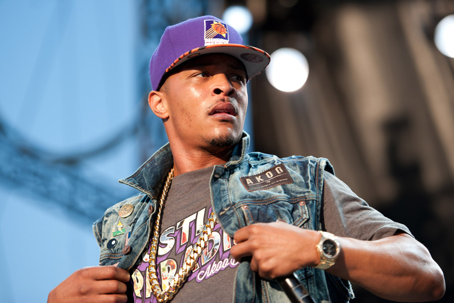 This week T.I. disgusts everyone and Japanese women are banned from wearing glasses at work