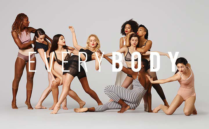 Thoughts on Selfridges' Everybody and #BodyTalk campaign