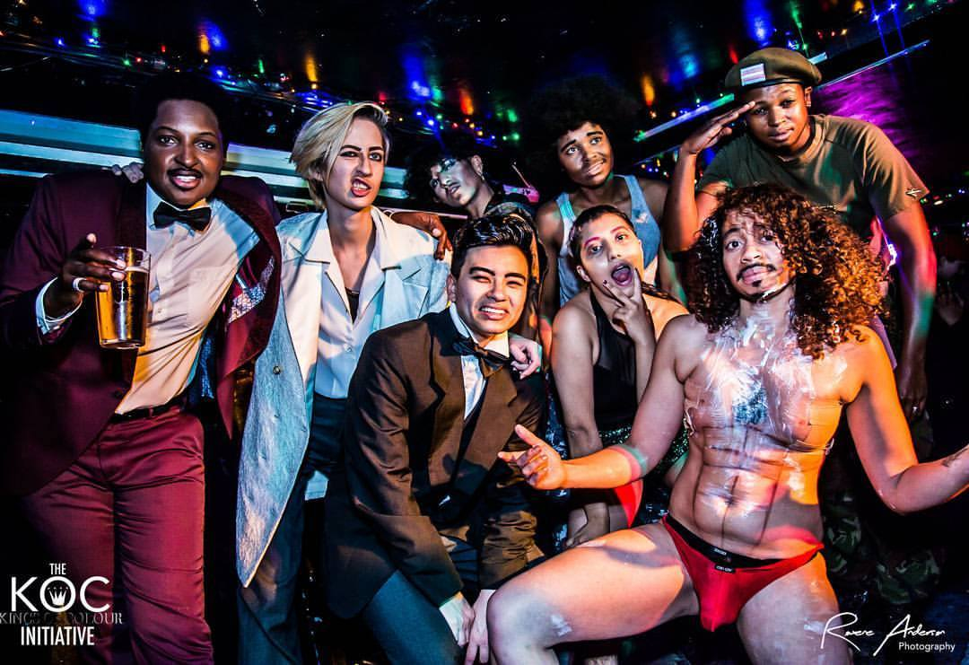 Meet Kings of Colour, the drag kings taking on London
