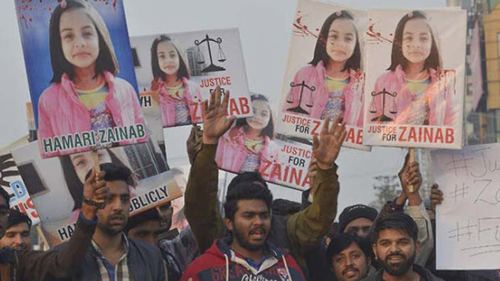 The deafening silence around child sexual abuse led to the murder of Zainab Ansari