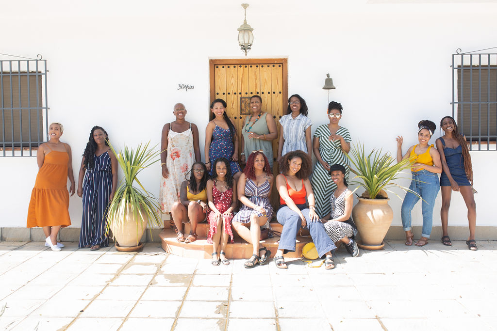 Las Morenas is the Spanish retreat for women of colour that handpicks its guests