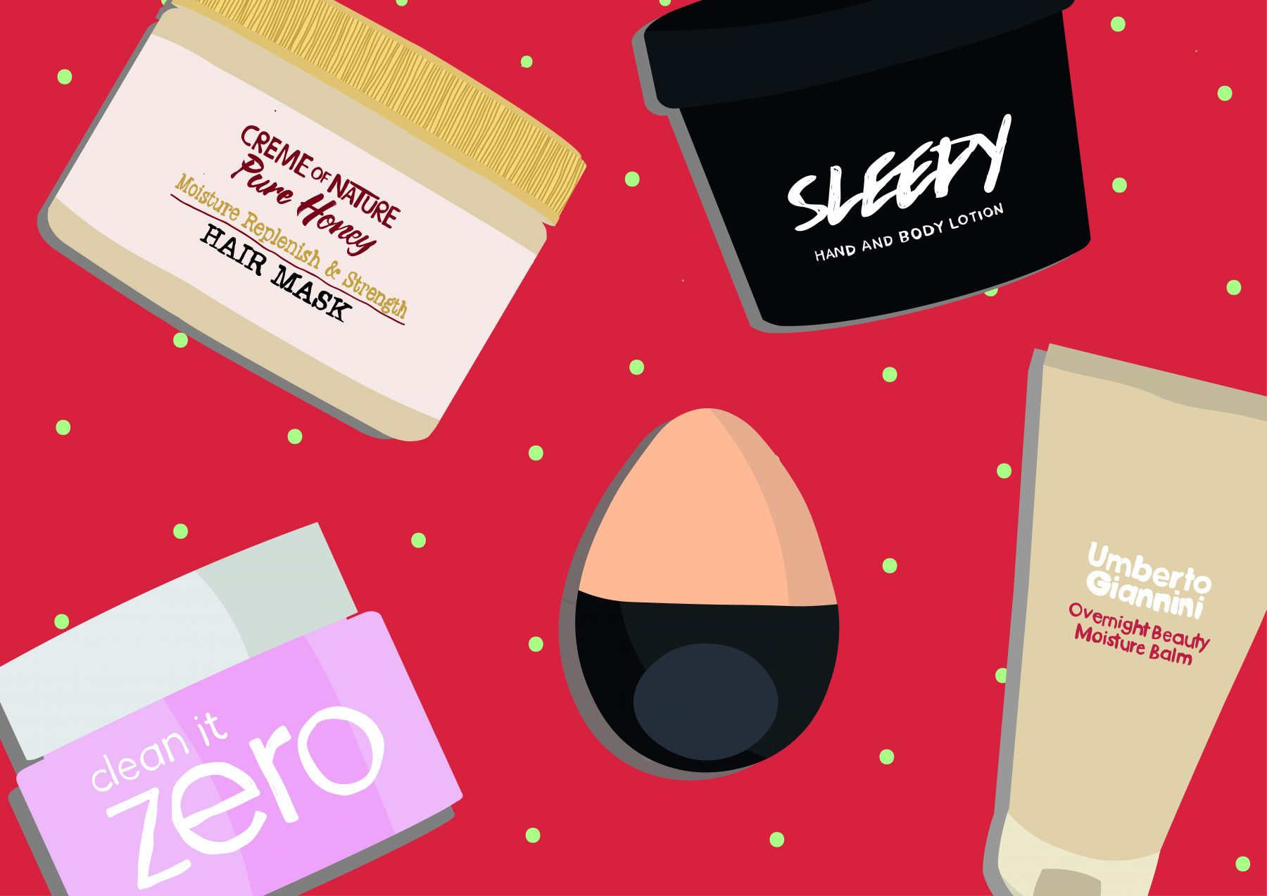 gal-dem's fave beauty Christmas products