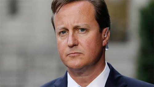 David Cameron just discovered institutional racism