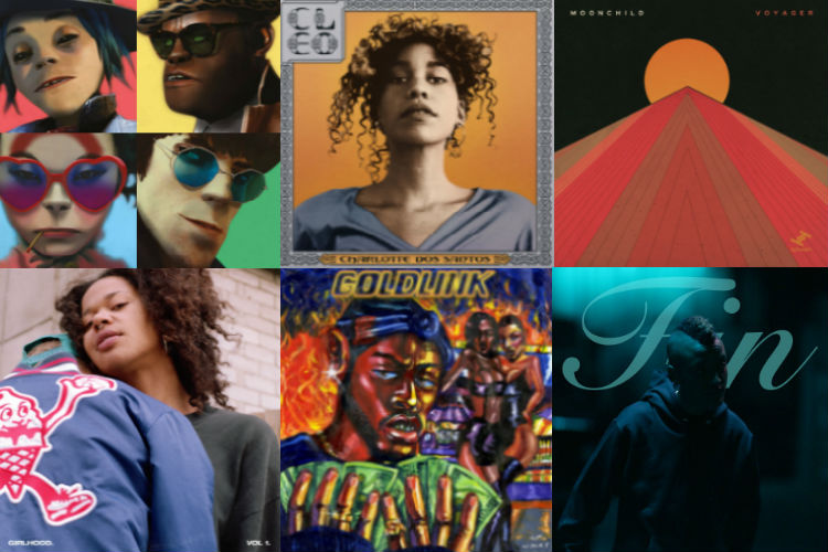 27 albums that made our 2017