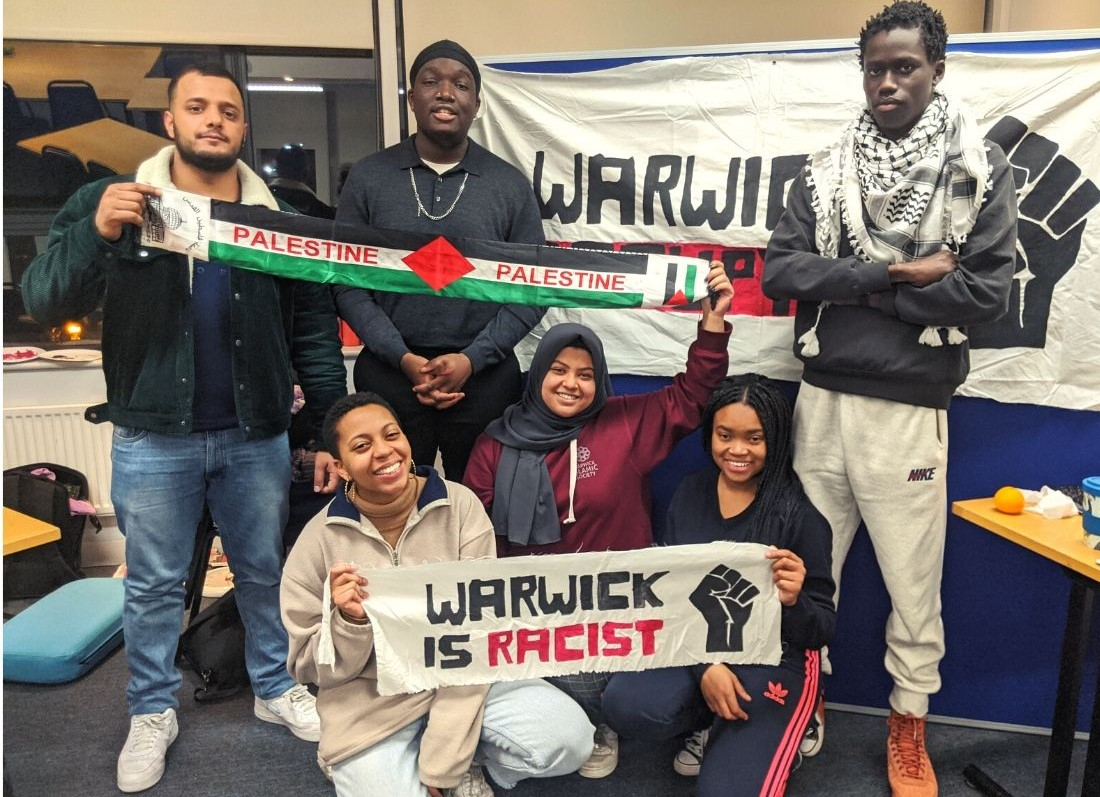 'I have faced death threats': how the anti-racist occupation at Warwick challenged injustice