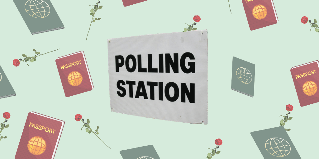 I can't vote in today's election – here's why you should
