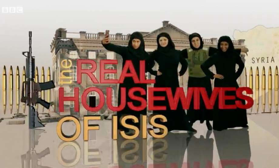 'The Real Housewives of ISIS' TV sketch is dangerous given the rise of Islamophobia