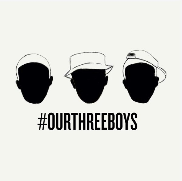 #OurThreeBoys: on the deaths of black Muslim men