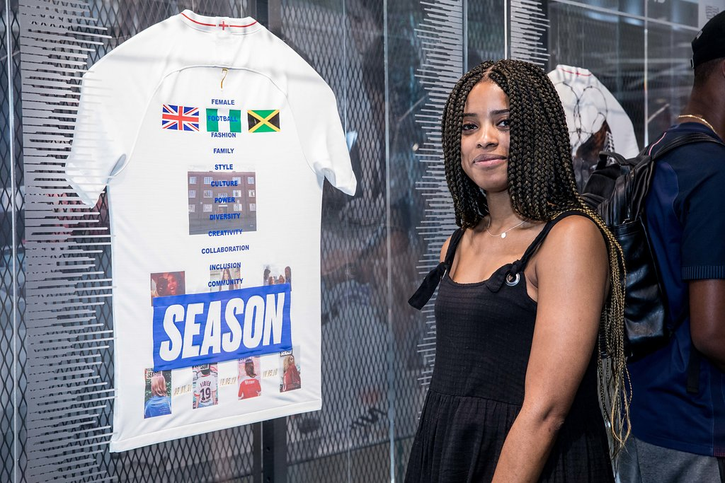 Football and fashion zine-maker Felicia Pennant is changing the game for women