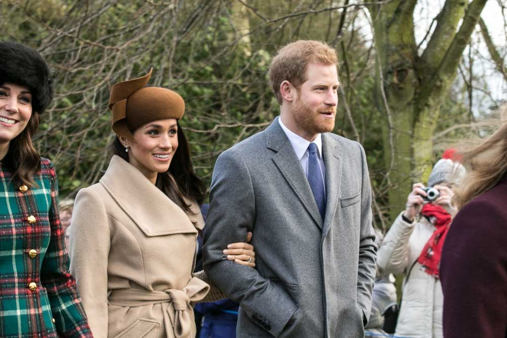 The press have respected Kate and Wills' right to privacy – where's Meghan Markle's?