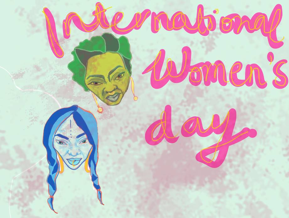 WoC making waves in the UK this Women's Day