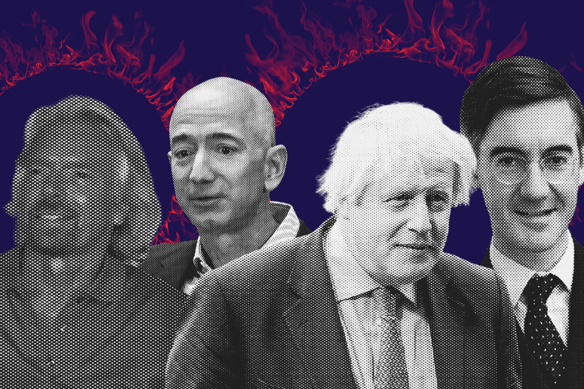 Bezos, Branson, & Big Pharma: the real villains in the hellscape of coronavirus