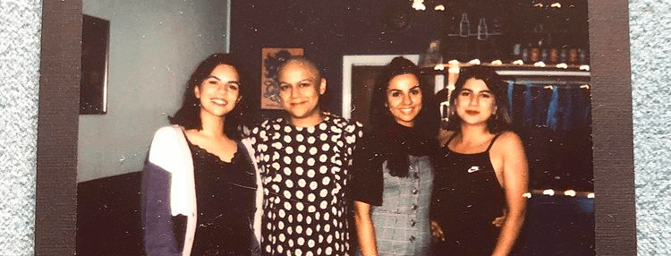 Raised in a British Pakistani sisterhood, I never expected to lose my sister to cancer