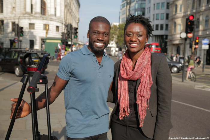 Are British Ghanaians lost in translation? Interview with Pamela Sakyi