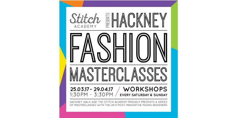 Fashion's not so little secret: how the Stitch Academy and Hackney Walk are making fashion more inclusive