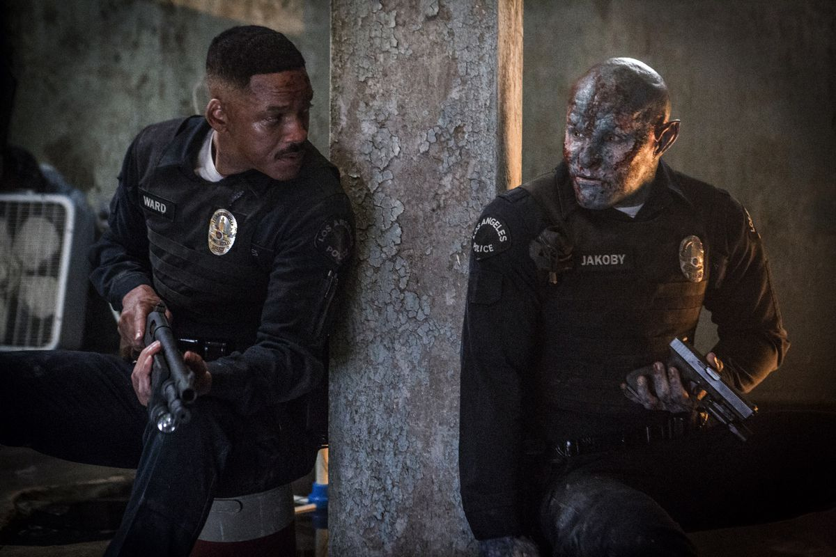 Why the racial allegory in 'Bright' doesn't work