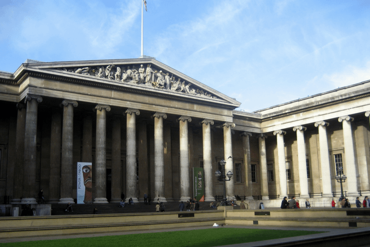 Am I too Asian for the British Museum?