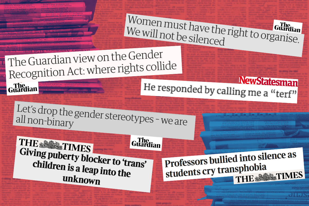 Why we will always take a stand against transphobia in the British press