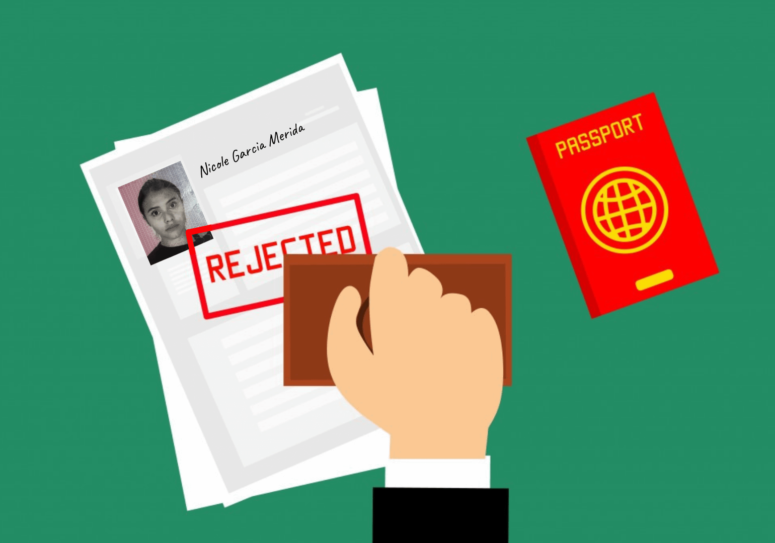 How my student visa gave me anxiety