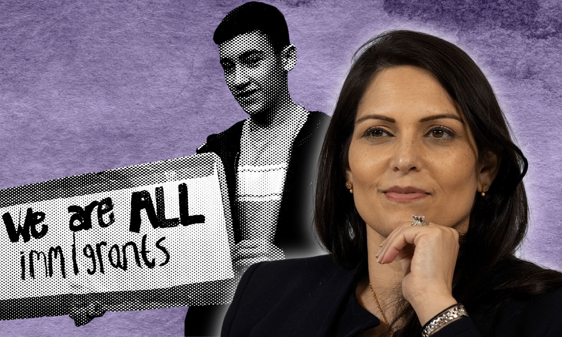 The gal-dem guide to Priti Patel's horrible new immigration bill