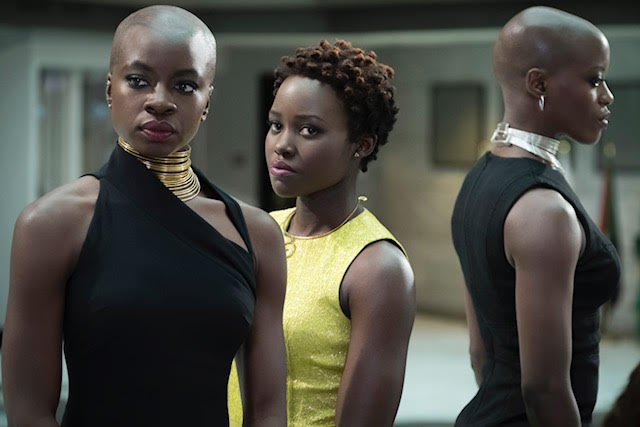 Black Panther and re-imagining Africa: an interview with Lupita and Danai