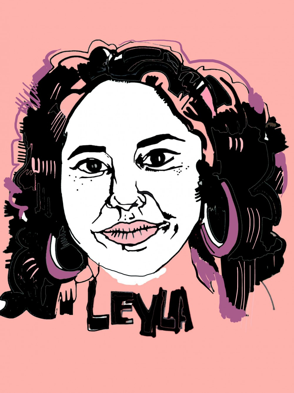 Meet the gal-dem: Leyla Reynolds