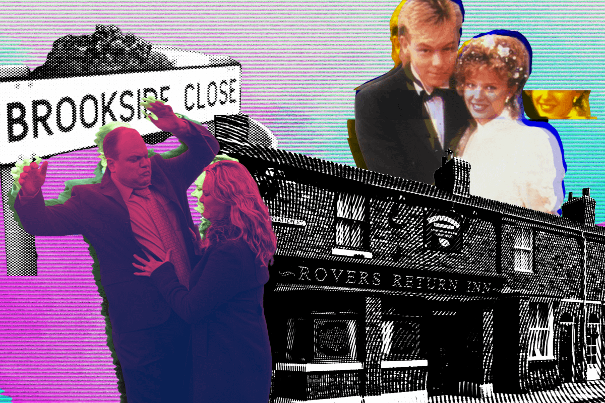 British soaps taught my immigrant parents about their new home