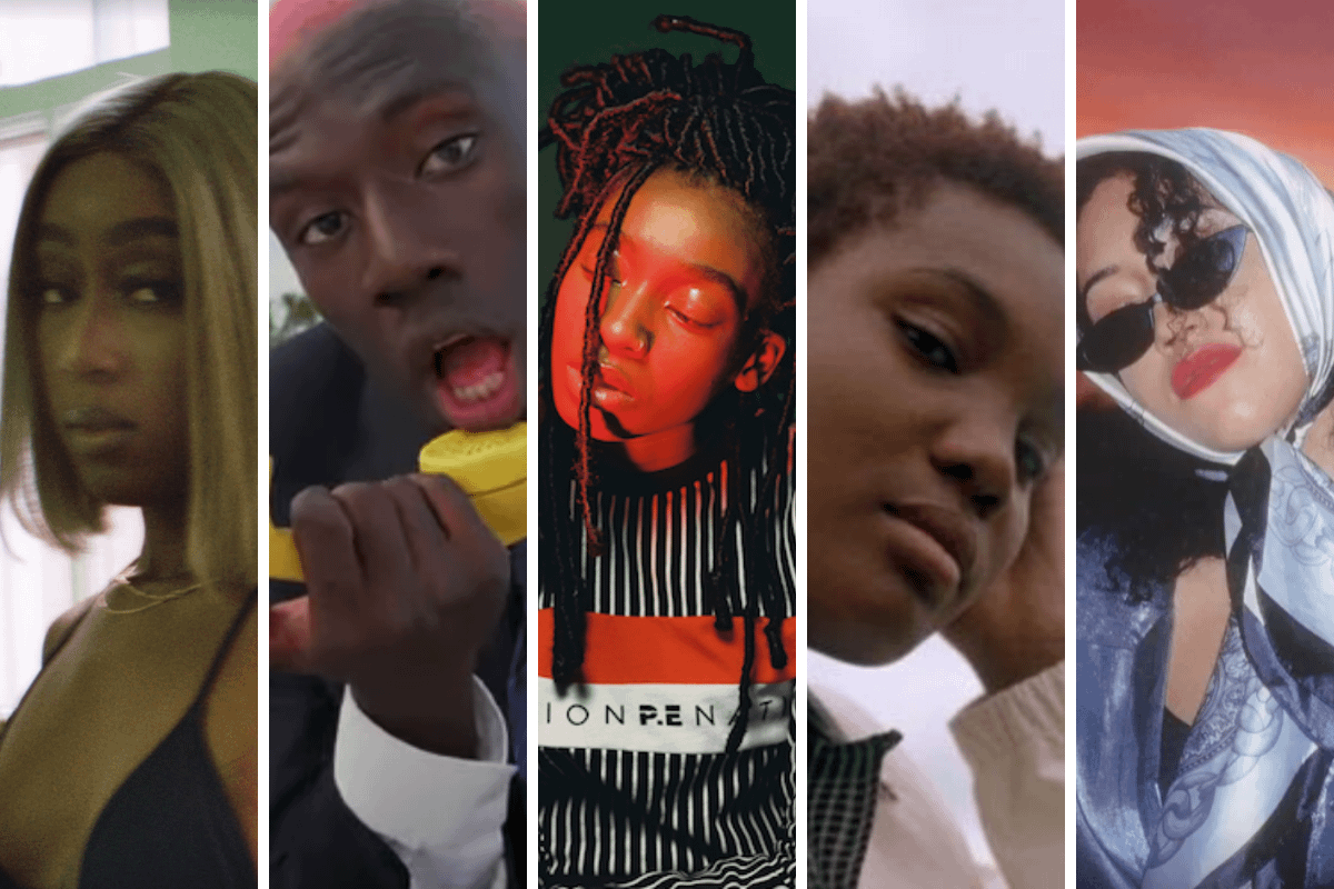 Five on it: Little Simz won't be stopped during lockdown