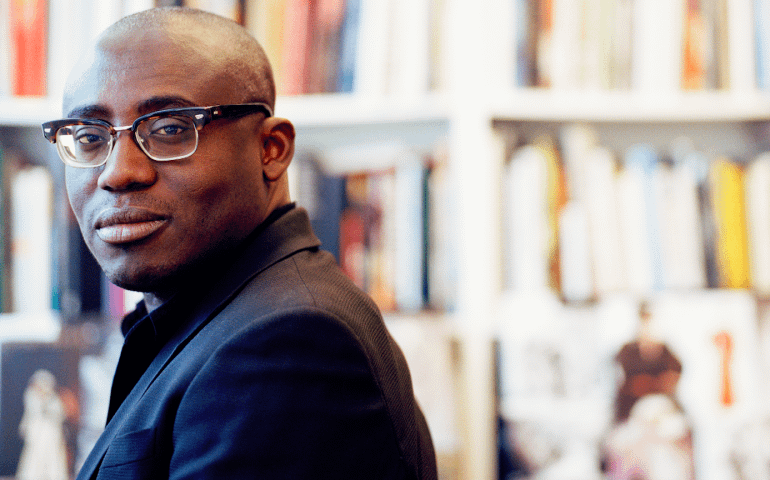 Fashion Throwback Thursdays: Edward Enninful's career and why his OBE matters
