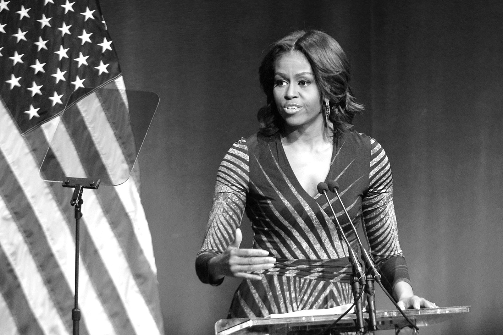 Happy birthday, Michelle Obama. This is what you mean to me