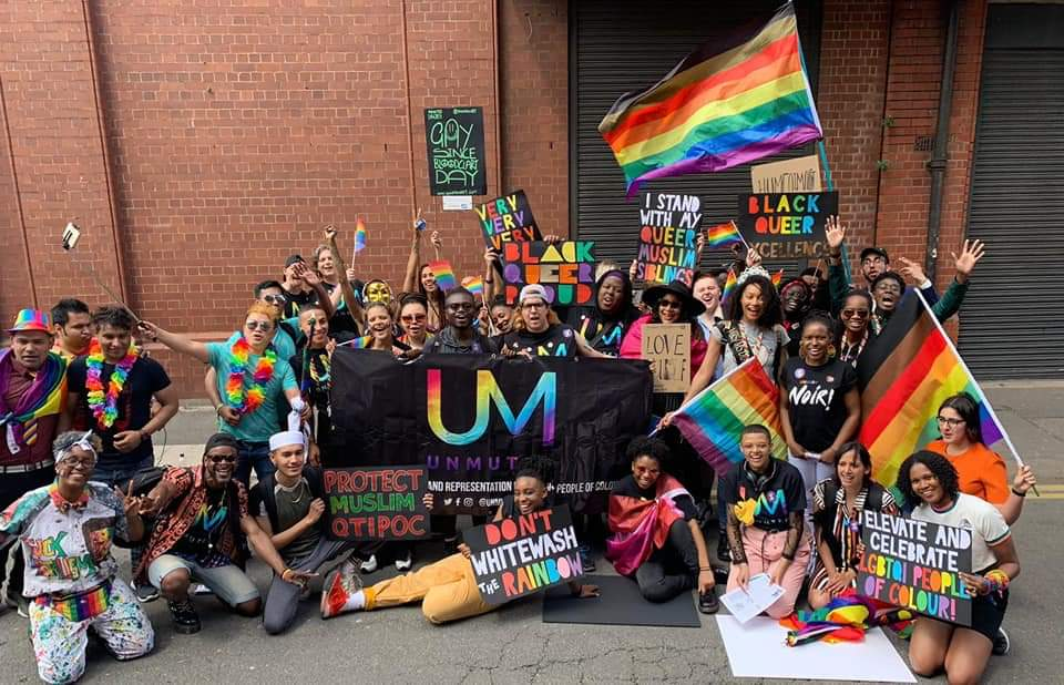 This week we've seen misdirected sympathy for Theresa May and LGBTQI+ Muslims leading Birmingham Pride