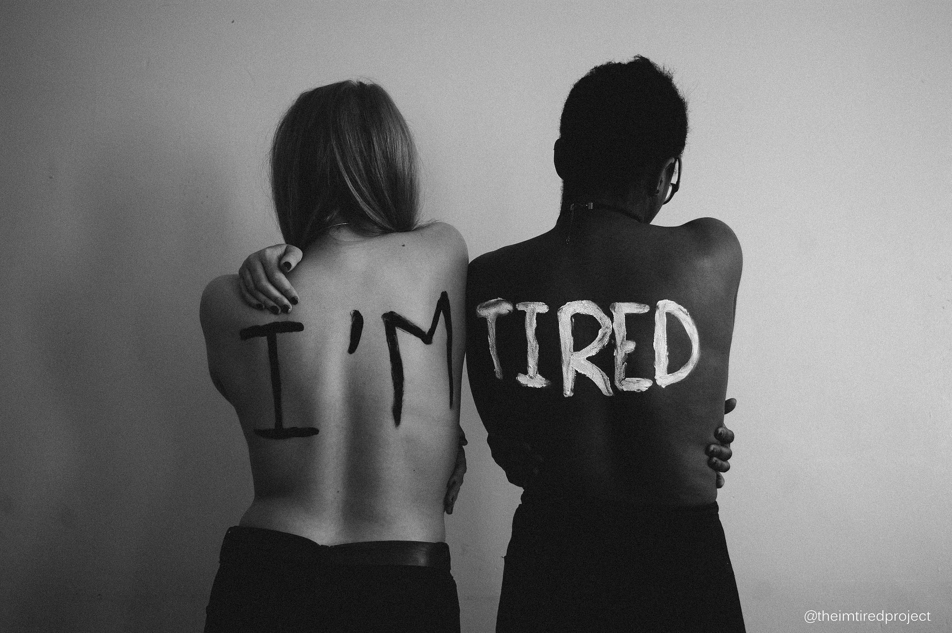 'I'm tired of being the angry black woman' – a photography project tackling microaggressions