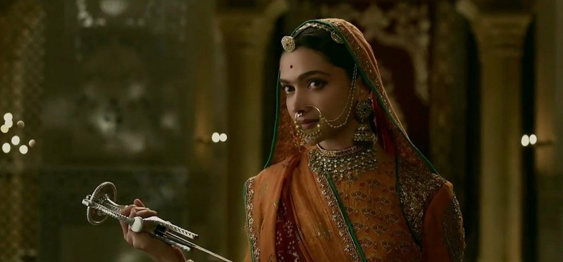 'Padmaavat' makes an important statement about the male gaze