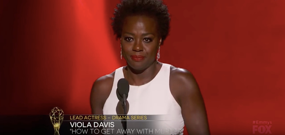 How to get away with being a dark-skinned woman on TV?