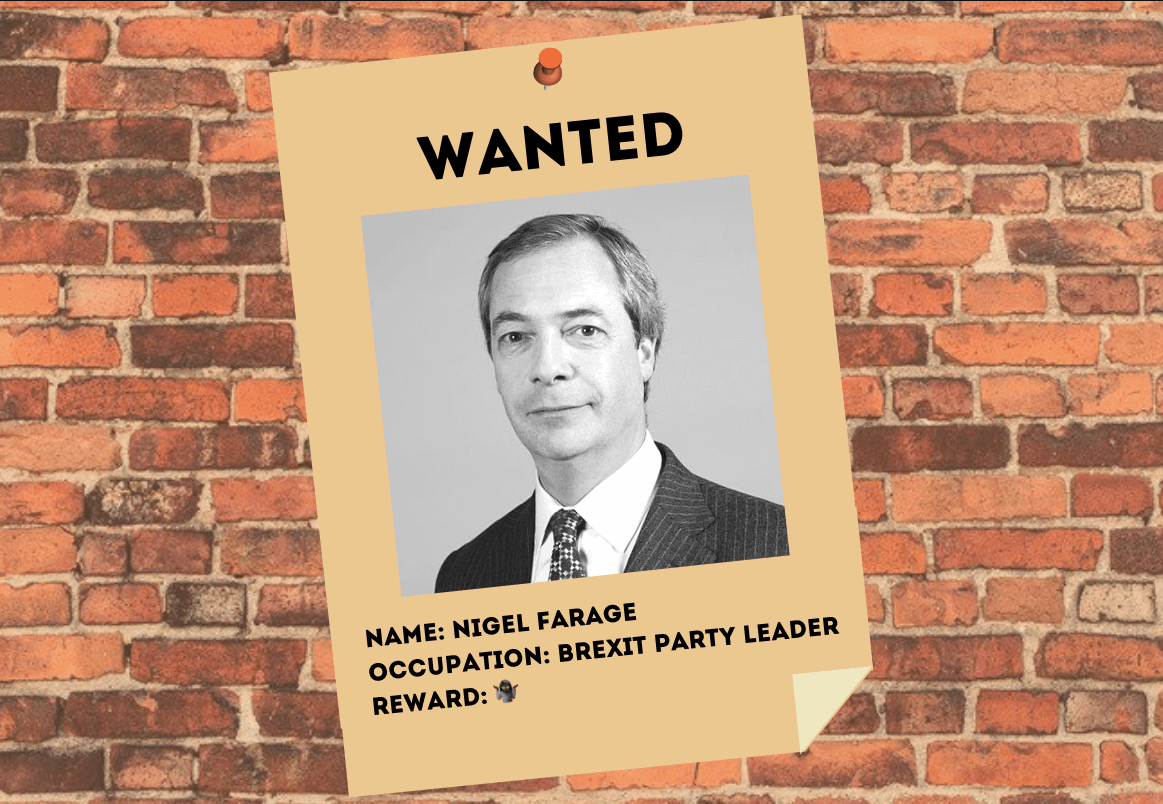 A complete history of Nigel Farage's political sins