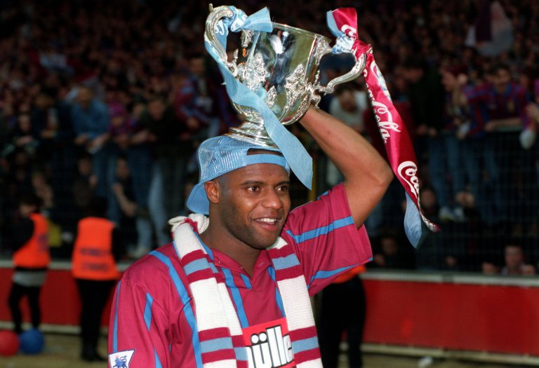 Former Aston Villa player Dalian Atkinson dies after being Tasered by police – #BlackLivesMatterUK