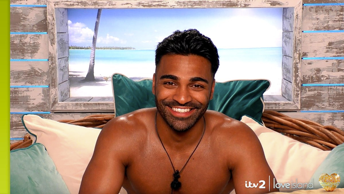 Watching Nas get sidelined on Love Island is pissing me off
