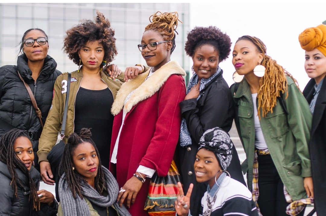 The Kinky Collective will be your new IRL natural hair experts