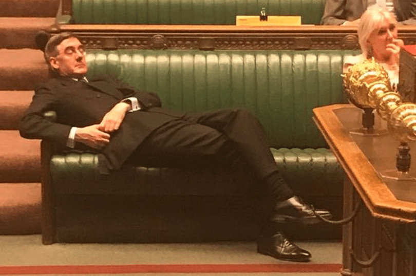 Here's a list of all the bad things Jacob Rees-Mogg has said and done
