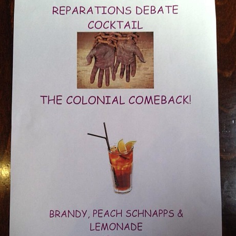 colonial comeback cocktail
