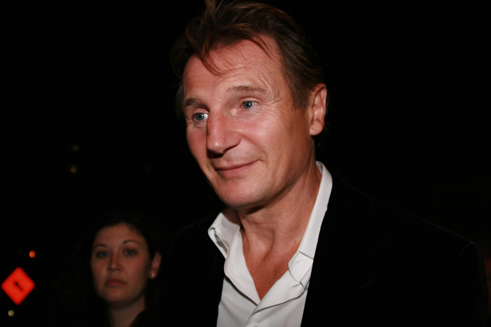 There's so much wrong with that Liam Neeson interview—we've only just scratched the surface