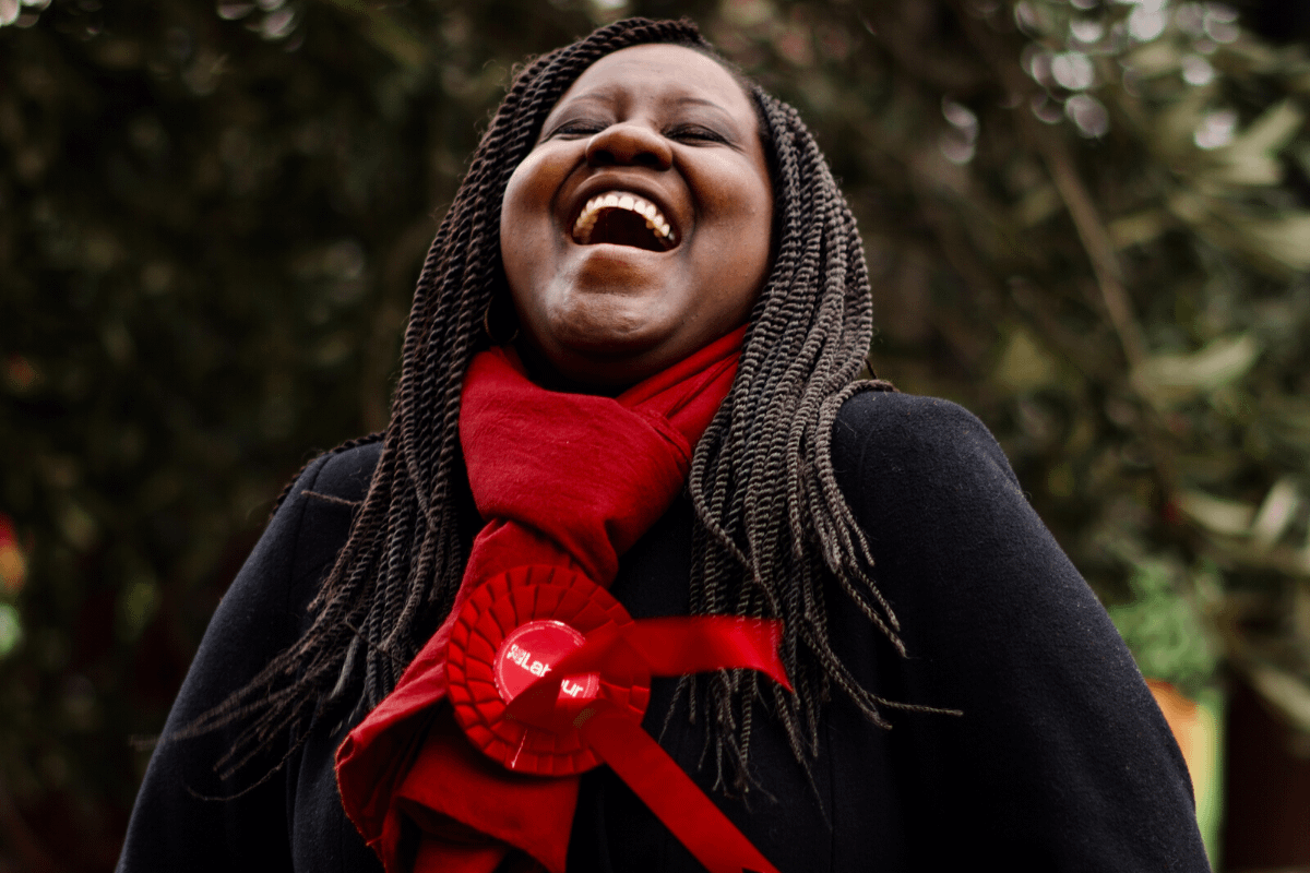 'We're the only party with a manifesto made with and for disabled people' – Marsha de Cordova takes on Battersea
