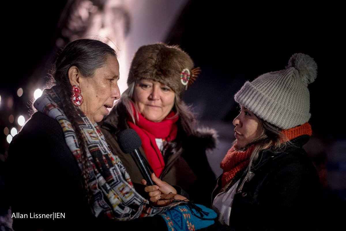What was the outcome of the UN Climate Talks for indigenous peoples?