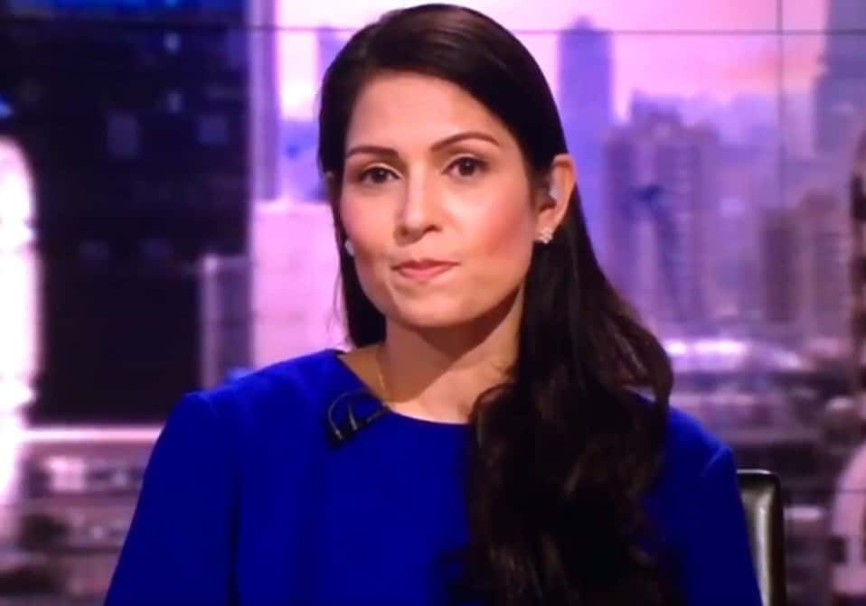 Everything horrible Priti Patel has smirked at, said and done