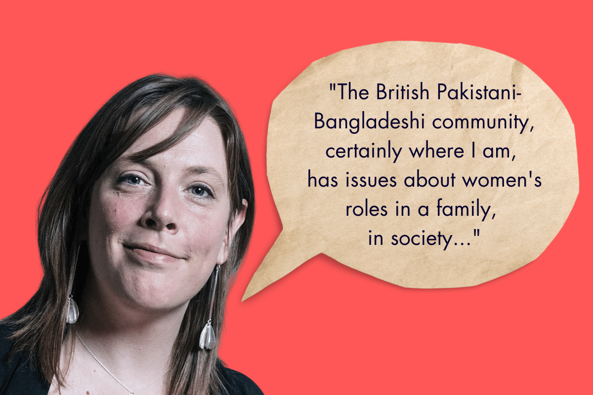 Here's why we've got no time for Jess Phillips