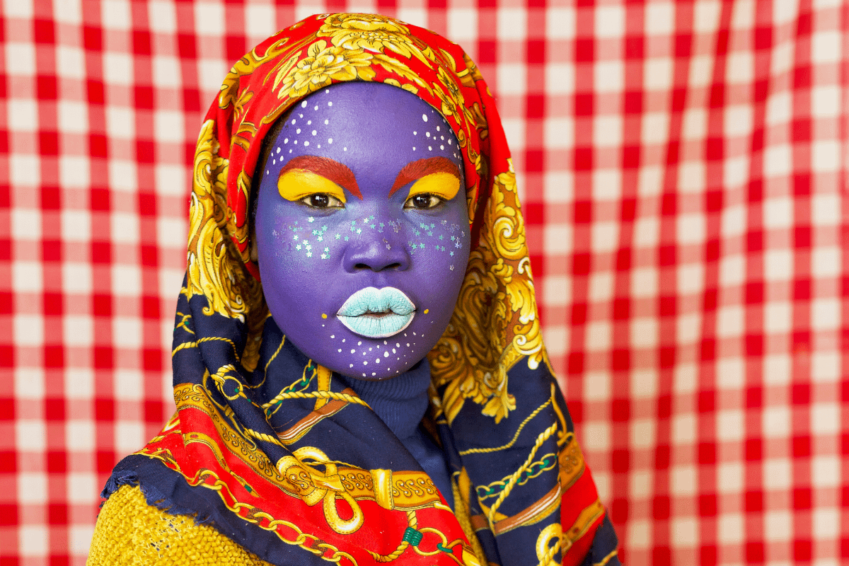 Australian photographer Atong Atem feels more at home in a sci-fi future than a colonial present