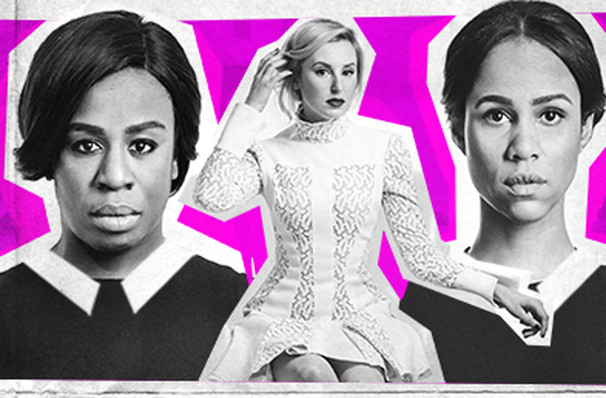 The Maids review: a daring take on a dark, masochistic play