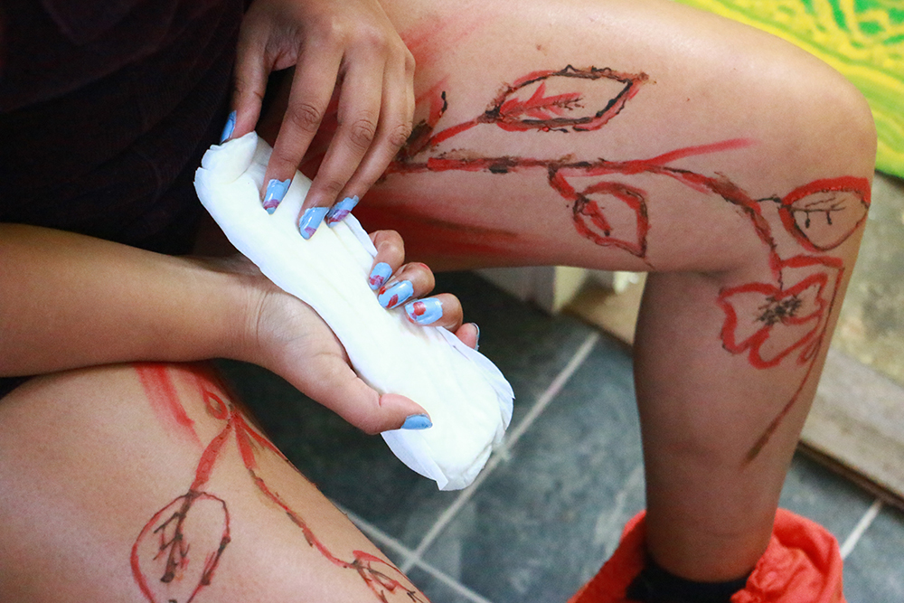 Bloody beautiful: my periods and me